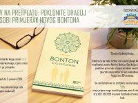 Poziv na pretplatu: Poklonite dragoj osobi primjerak novog Bontona