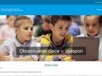 Internet portal za dopunsku nastavu djece u iseljeništvu