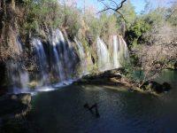 Vodopad Kursunlu u blizini Antalije godišnje posjeti stotine hiljada turista