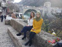 Selma i Jasmina, najbolje studentice Univerziteta u Tuzli