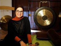 Praktičarka zvučne masaže Alma Lepir: Zvuk je medicina budućnosti
