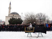 U haremu Alipašine džamije ukopan Zejd Dukmenić