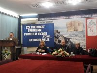 Promocija romana 'Sokol' u Srebreniku