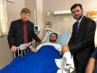 Muftija IZ Bošnjaka Australije posjetio ranjene u napadima u Christchurchu