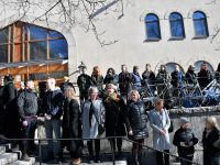 Štokholm: Građani napravili obruč oko džamije i čuvali vjernike tokom džuma-namaza