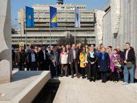 Dan nezavisnosti BiH obilježen na Centralno spomen – obilježju šehidima i poginulim borcima