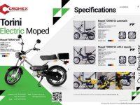 Kompanija iz Prijedora počela proizvodnju domaćeg mopeda