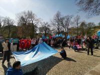 U Švedskoj protesti zbog kršenja ljudskih prava kineskih muslimana Ujgura