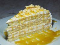 Video recept: Svi volimo krem tortu