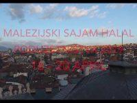 Ispred BBI centra: Prvi malezijski sajam Halal poduzetništva u BiH