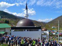 Dani vakufa: Otvorena džamija u Breziku kod Zavidovića