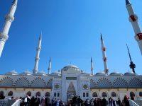 Camlica: Otvorena najveća novoizgrađena džamija u Turskoj