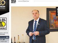 Izudin Ahmetlić: Tešanj je pravo mjesto da se pošalju poruke stabilnosti, mira i razvoja Zapadnog Balkana