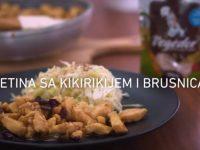 Vegedor iftarski meni: Piletina sa kikirikijem i brusnicama
