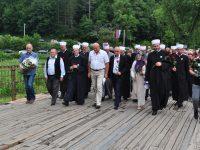 Sjećanja na ubijene Bošnjake Rudog: Cvijeće položio i načelnik Rudog Rato Rajak