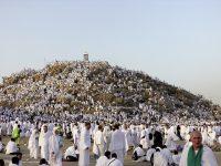 Hadžije na Arefatu: Vrijeme provode u dovama, namazu i učenju Kur'ana
