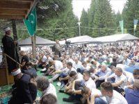 Hutba Reisu-l-uleme na Igmanu: Krivi smo im što volimo svoju zemlju i svoju vjeru
