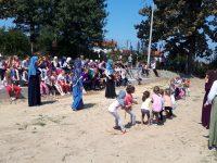 """Živinice: 80 djece učestvovalo u aktivnosti """"Dan dječije radosti"""""""