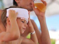 Kako reagovati na povišenu temperatura kod djece u sred ljeta?