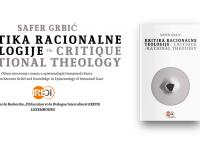 Objavljena Kritika racionalne teologije Safera Grbića