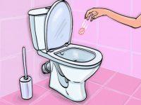 10 stvari koje nikada ne smijete bacati u WC školjku