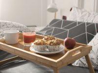Za doručak, desert i sve između: Recept za sočne muffine s jabukama