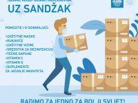Islamic Relief Bosna i Hercegovina uz narod Sandžaka