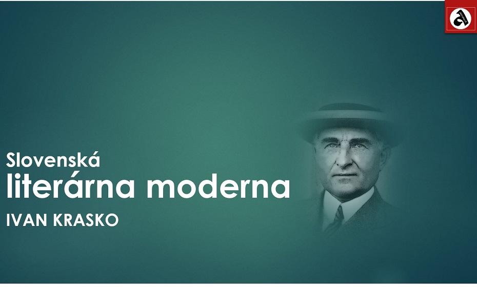 Ivan Krasko: Nox et solitudo a Verše –  analýza tvorby v prezentácii