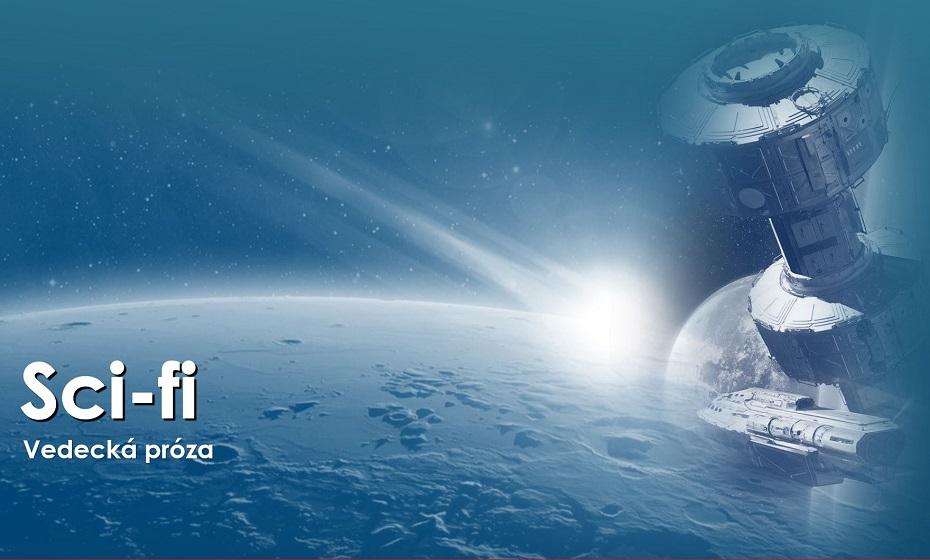 Sci-fi literatúra – prezentácia o kľúčových autoroch a dielach vedeckej prózy