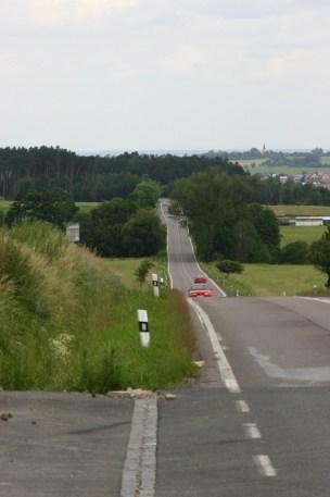 Droga przez Czechy