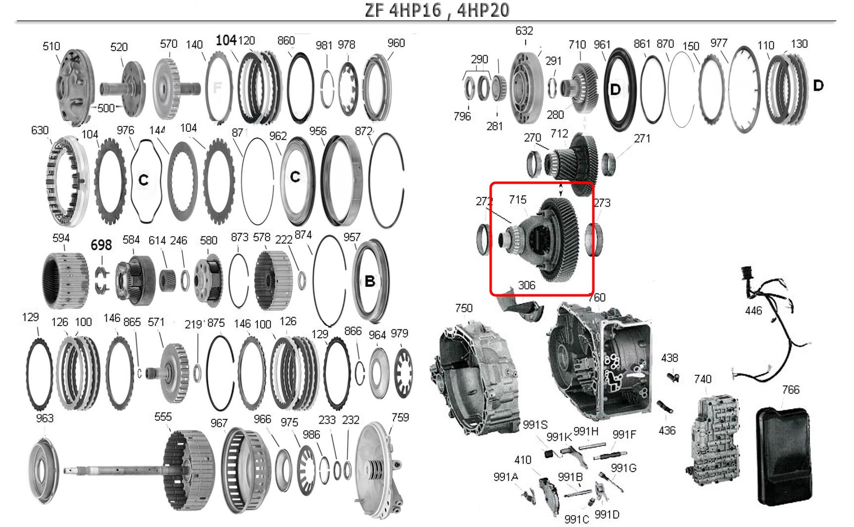 Zf 4hp16 68 04 Up