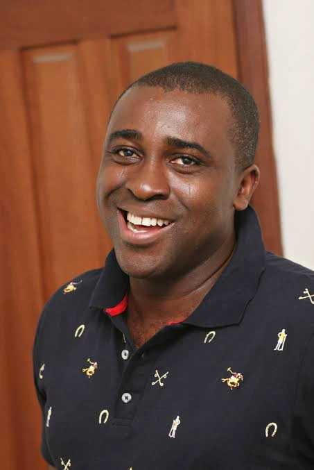 Frank Edoho replies a troll who asked him to stop supporting Chelsea football club (Photos)