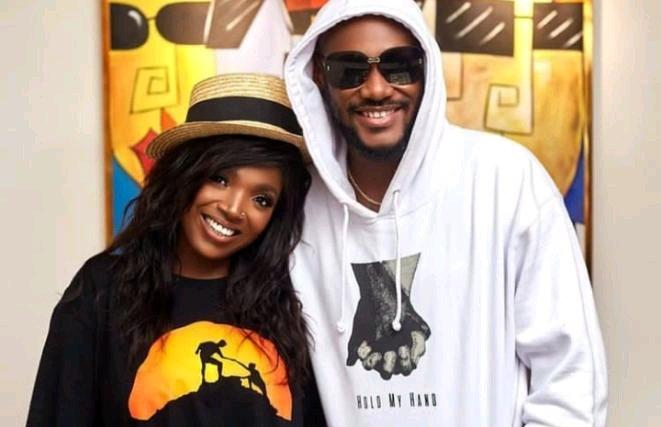 Annie Idibia Opens Up On Dumping 2Baba For Another Man On Val's Day