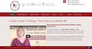 Key to LinkedIn - Linda Huckle, LinkedIn Expert