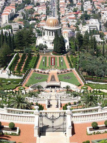 450px-Bahai_Gardens