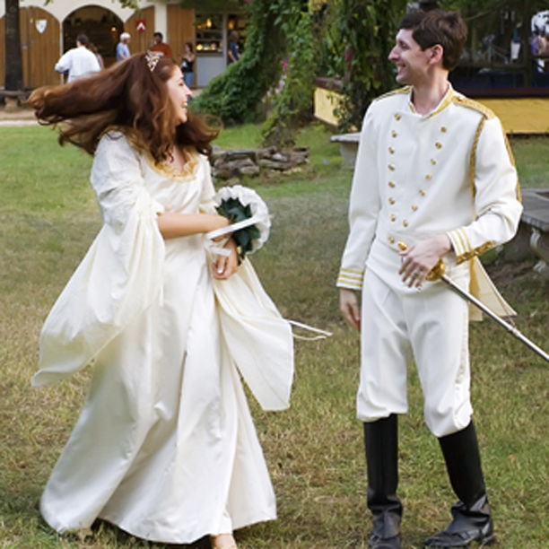 My Renaissance Wedding