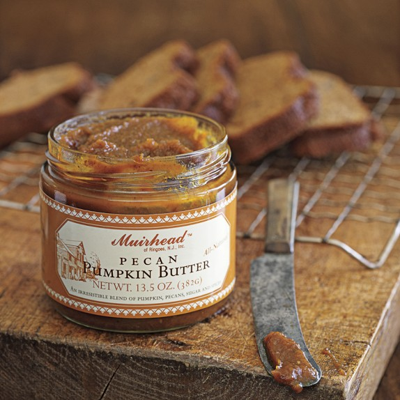 Pecan Pumpkin Butter at William Sonoma