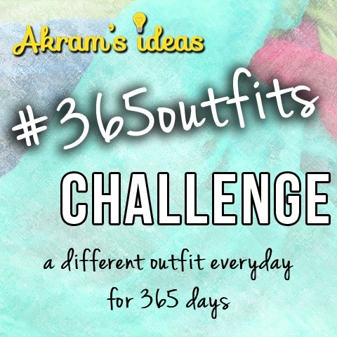 Join my #365outfits Challenge