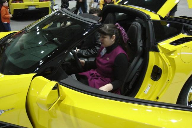 KC Auto Show Anime Dumpling - Kc car show