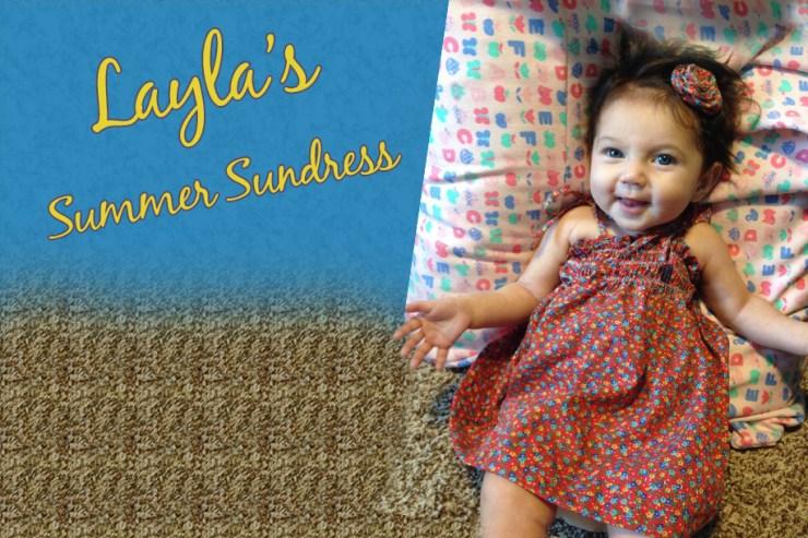 Layla's Summer Sundress