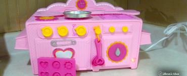 Akram's Ideas: Lalaloopsy Easy Bake Oven Review