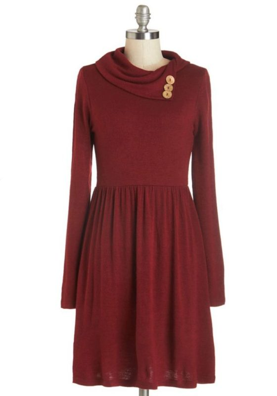 Curator deForce Dress By ModCloth