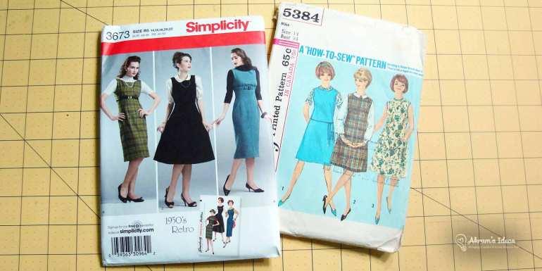 Akram's Ideas: Jumper style skirt/dress