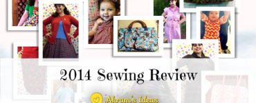 Akram's Ideas: 2014 Sewing Review