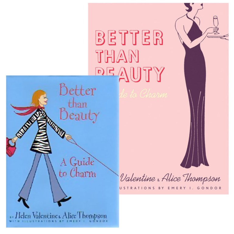 Better than Beauty modern and original covers