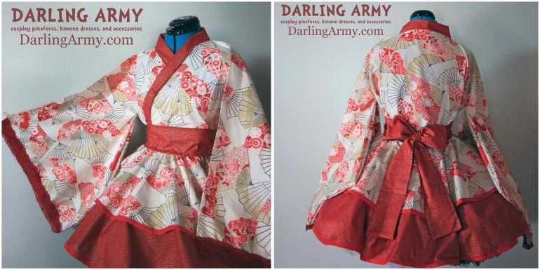 Darling Army - Kimono