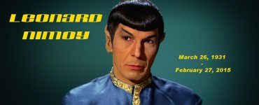Lenard Nimoy as Mr. Spock