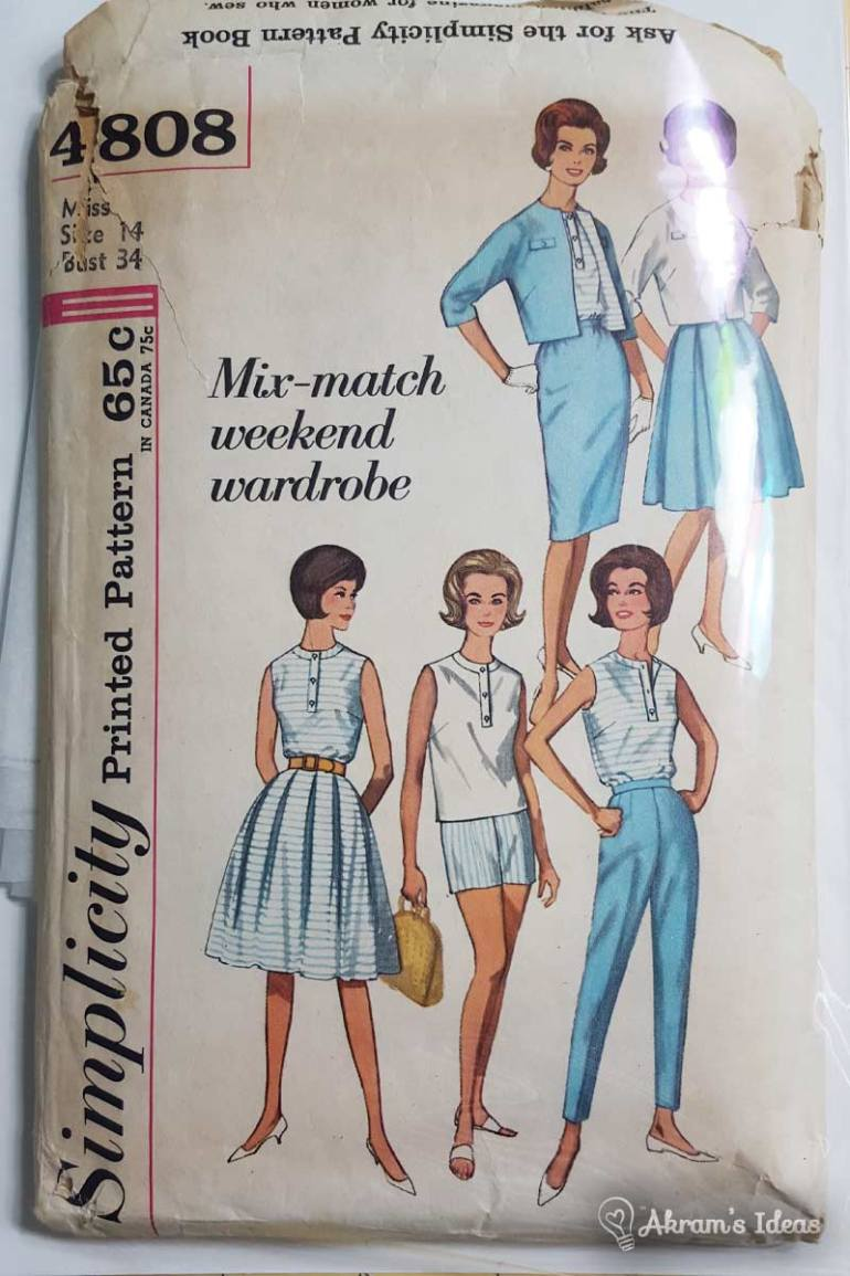 1950's Wardrobe