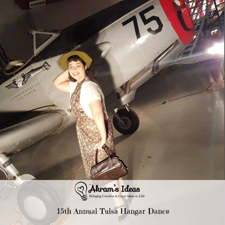 Akram's Ideas : 15th Annual Tulsa Hangar Dance