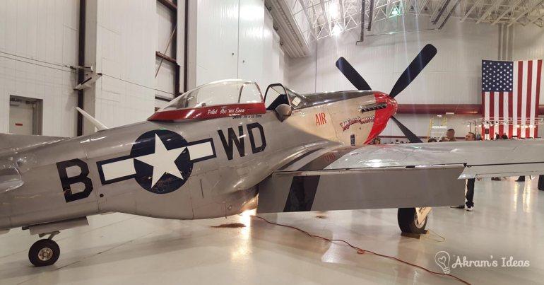 Akram's Ideas - WWII Warbird